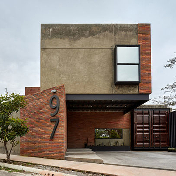 Sunday Inspiration | House 97 | Mexico news from top3 by design