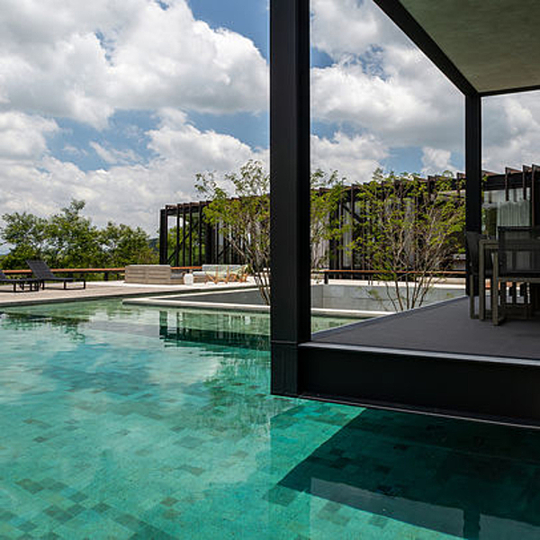 Sunday Inspiration | Cigarra House | Brazil news from top3 by design