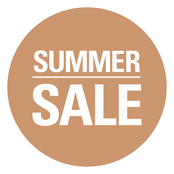 SUMMER SALE news from top3 by design