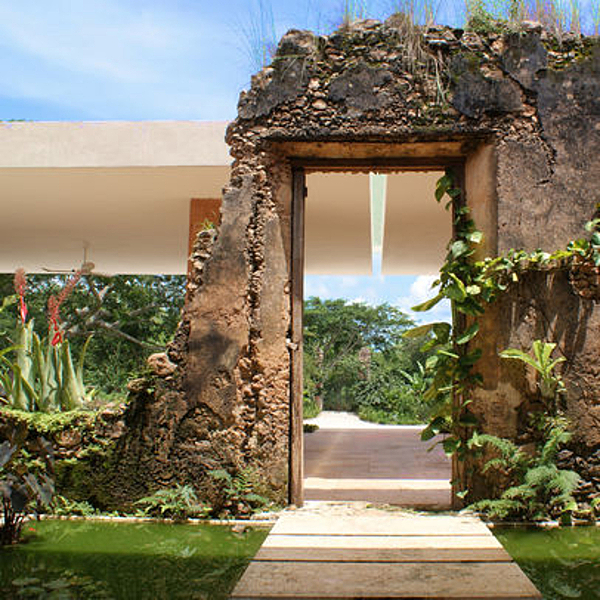 Sunday Inspiration | Bacoc Hacienda | Mexico news from top3 by design