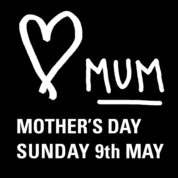 MOTHERS DAY | SUNDAY 9th MAY news from top3 by design