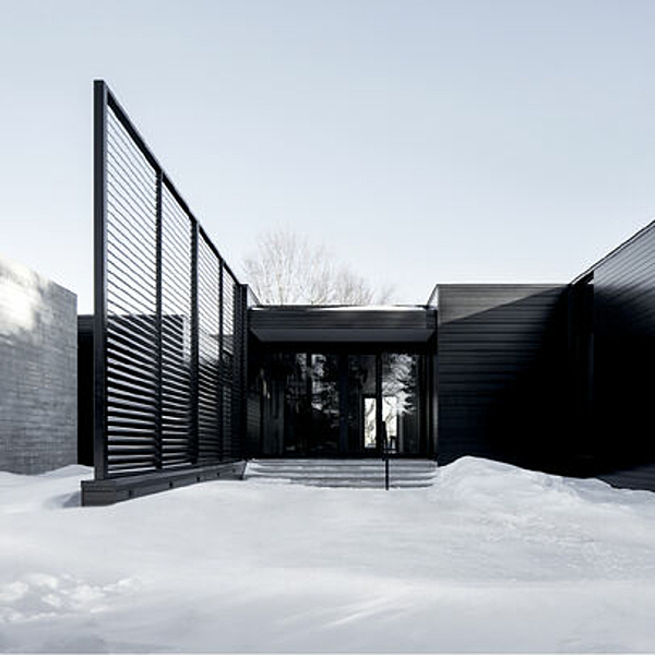 Sunday Inspiration | True North Residence, Ontario, Canada news from top3 by design