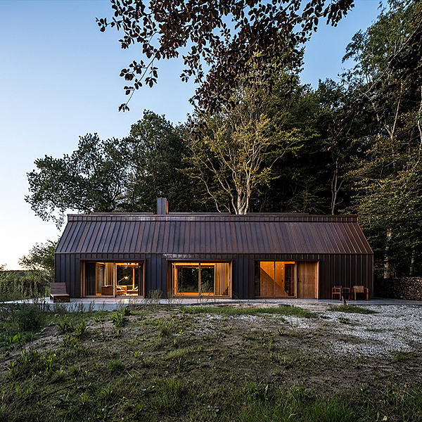 Sunday Inspiration | The Author s House, Denmark news from top3 by design