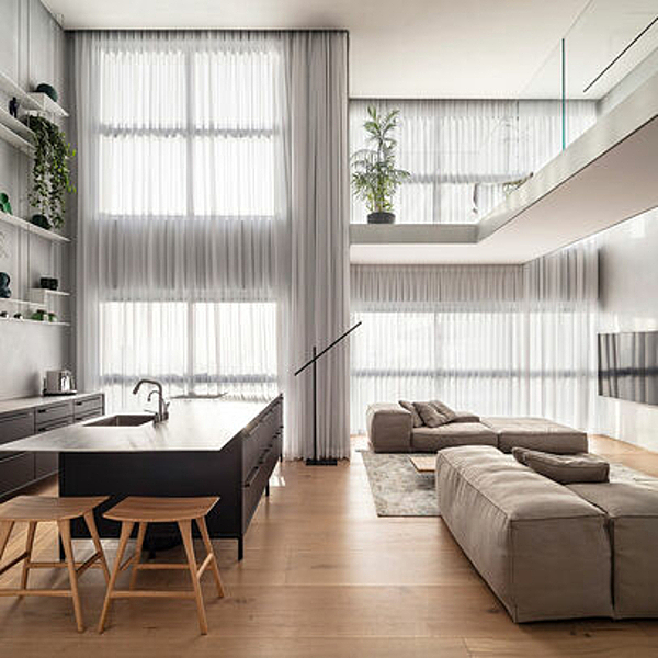 Sunday Inspiration | Glass Box Apartment in Tel Aviv, Israel news from top3 by design