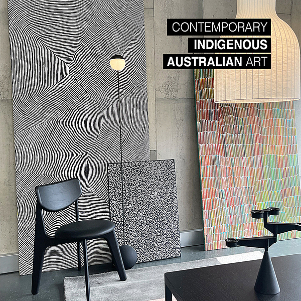 CONTEMPORARY INDIGENOUS AUSTRALIAN ART news from top3 by design