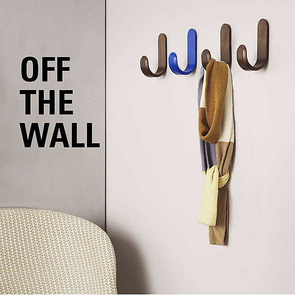 OFF THE WALL news from top3 by design
