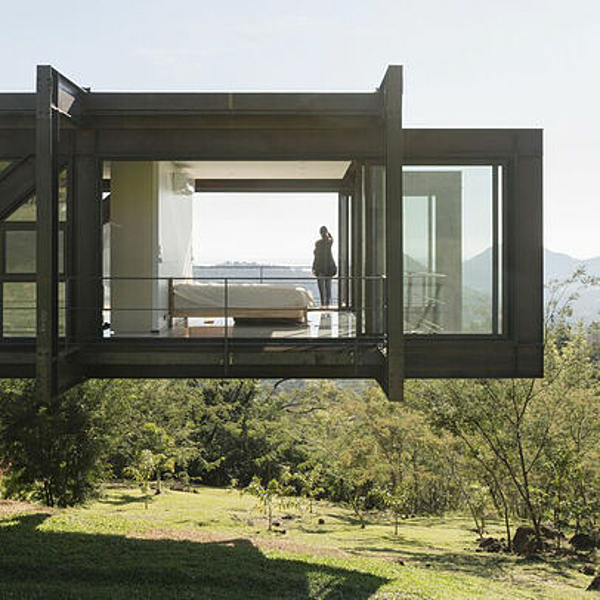 Sunday Inspiration | Himmel Trial House | Paraguay news from top3 by design